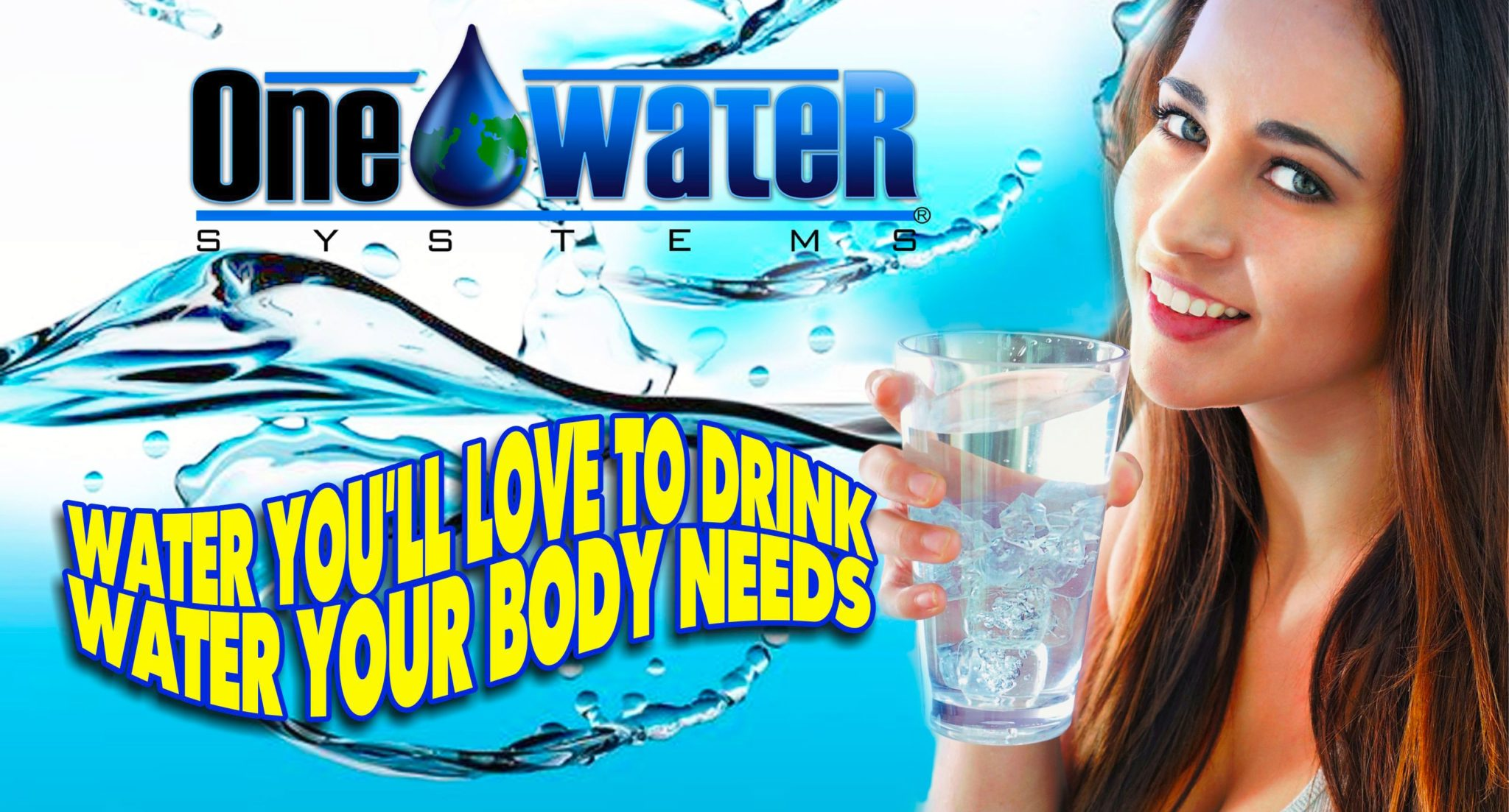 WATER YOU'LL LOVE TO